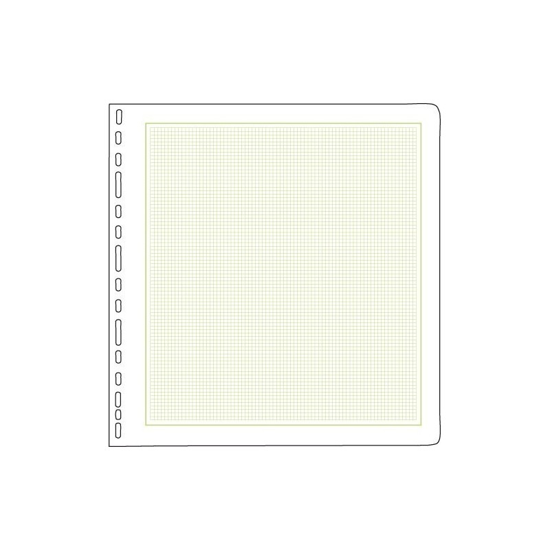 Prinz Blank Pages Universal Punching 267mm x 295mm
