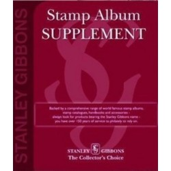 CANADA 2017 DAVO SG Regular stamp album supplement