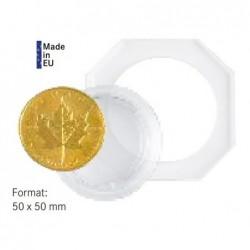 Lighthouse Coin Pocket Album ROUTE 2-euro for 48 2-euro coins
