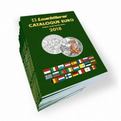 COINS - Euro Coins and Banknotes - Lighthouse catalogue 2018