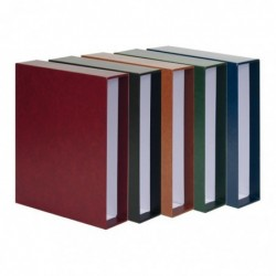 Lindner Publica M ringbinder and optional slipcase