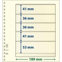5 Pocket 53mm, 2 x 41mm, 2...