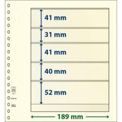 5 Pocket 31mm, 40mm, 52mm,...