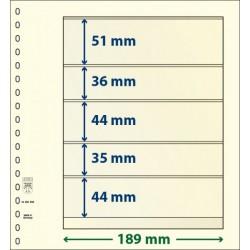 5 Pocket 51mm, 36mm, 2 x...