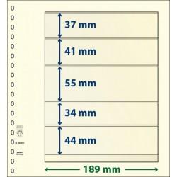5 Pocket 37mm, 41mm, 55mm,...