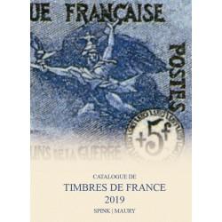 FRANCE - Maury (Spink) 2019...