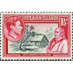 Pitcairn Islands stamp list