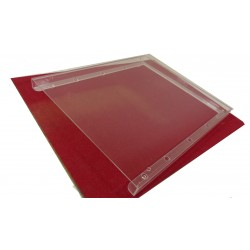 Clear outer tray for...