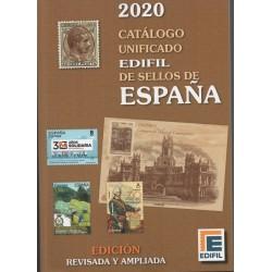 SPAIN - Edifil Spain 2020...