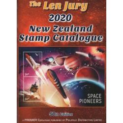 NEW ZEALAND - Len Jury New...