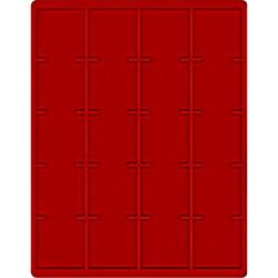 20 x 51mm square...