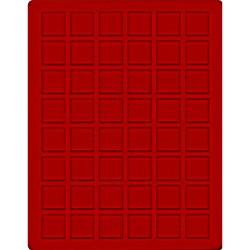 48 x 28mm square...