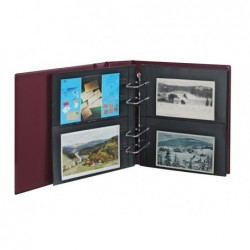 Lindner Multi Collect postcard album with optional slipcase