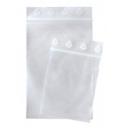 Poly bags with press-lock -...
