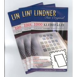 Lindner stamp hinges  -...