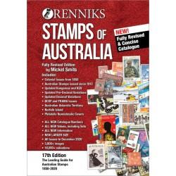 AUSTRALIA - Renniks Stamps...