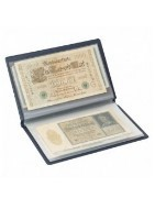 Banknote albums and accessories