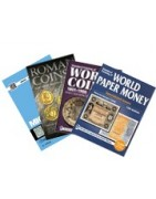 Stamp and Coin catalogues