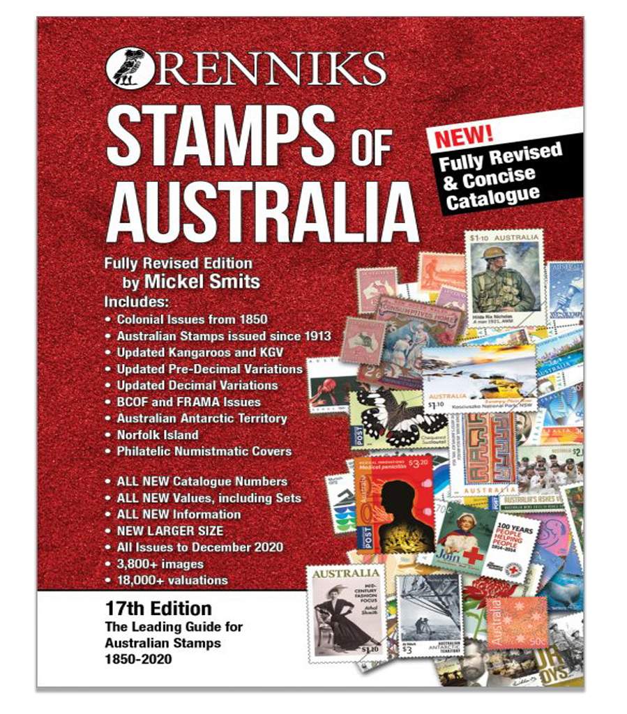 Rennik Stamps of Australia