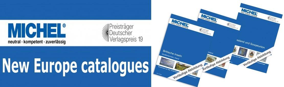 Michel catalogues