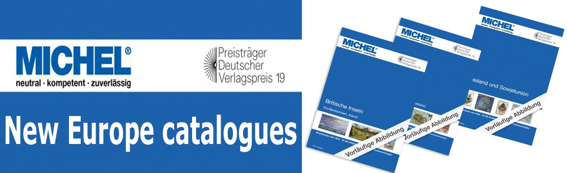 Michel catalogues